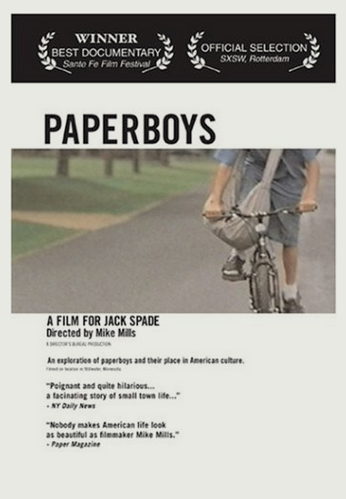 Paperboys DVD